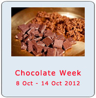 Things To Do In London october Chocolate Week