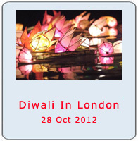 Diwali In London