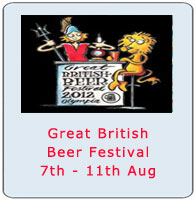 Great British Beer Festival London August