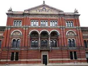 victoria and albert museum original entrance