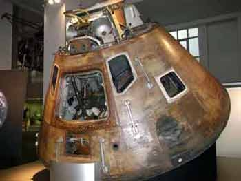 Apollo 10 at the Science Museum