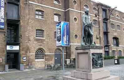 Docklands Museum London