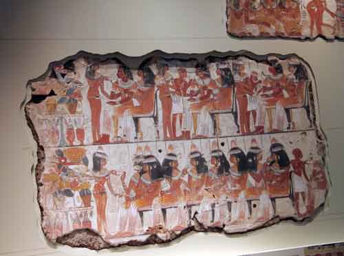 Nebamuns frieze