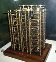 babbage difference engine science museum london