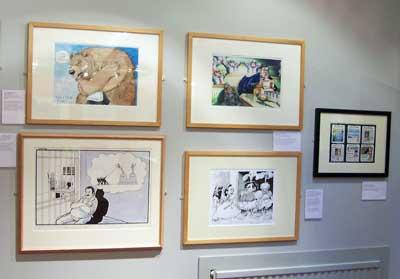 The Cartoon Museum London, United Kingdom - Location ...
