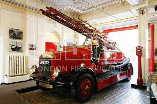 london fire brigade museum