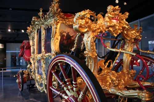 Gold Coach London Museum