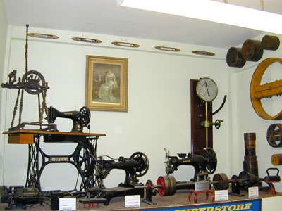 London Sewing Machine Museum Impressive Antique Sewing Machine Museum