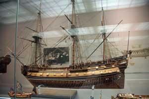 maritime museum war ships