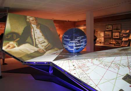 maritime museum voyagers