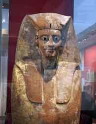 Mummy at the British Musuem London