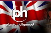 Things to do in london - Planet Hollywood