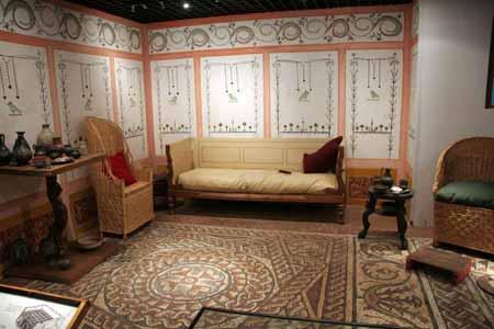 roman room museum of london