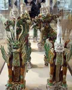 Tomb Figures British Museum