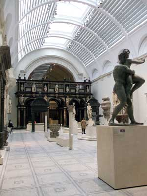 Victoria and Albert Museum Gallery