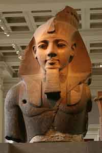 Ramesses in the British Museum Picture by Biker Jun