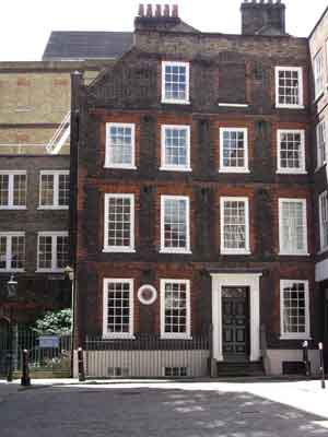 Dr Samual Johnson's House