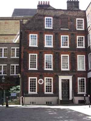 Dr Samual Johnson's House