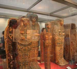 British Museum Mummies
