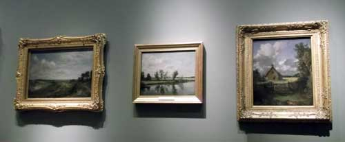 Constable Paintings In the V and A Museum