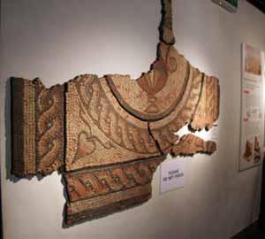 mosaic museum of london