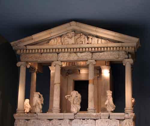 Nereid Monument British Museum
