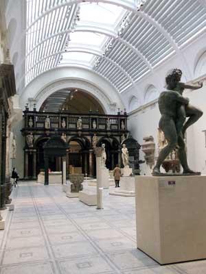Victoria and Albert Museum Gallery